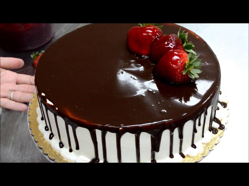 Торт с подтеками рецепт пошагово с фото