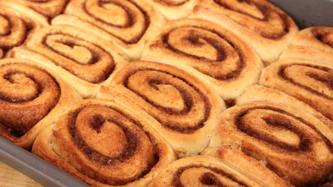 Mmmmm… Cinnamon Rolls