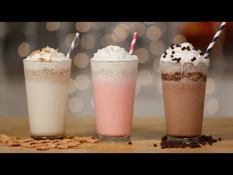 Learn How To Make 3 Frappuccinos From Starbucks' Secret Menu In Just 7 Minutes!