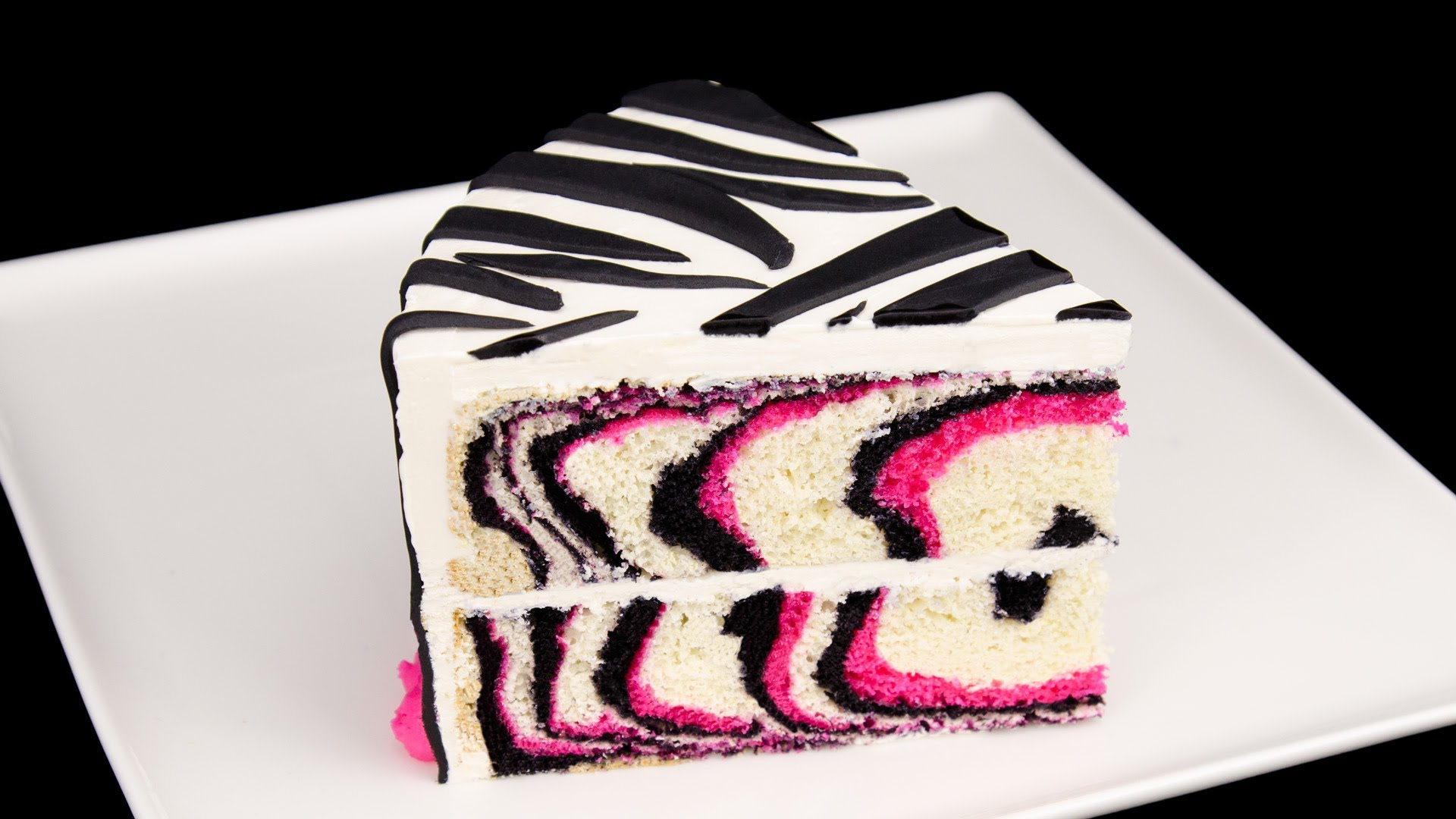Surprise Your Little Girl With This Amazing Cake – Become The Coolest Mom Ever