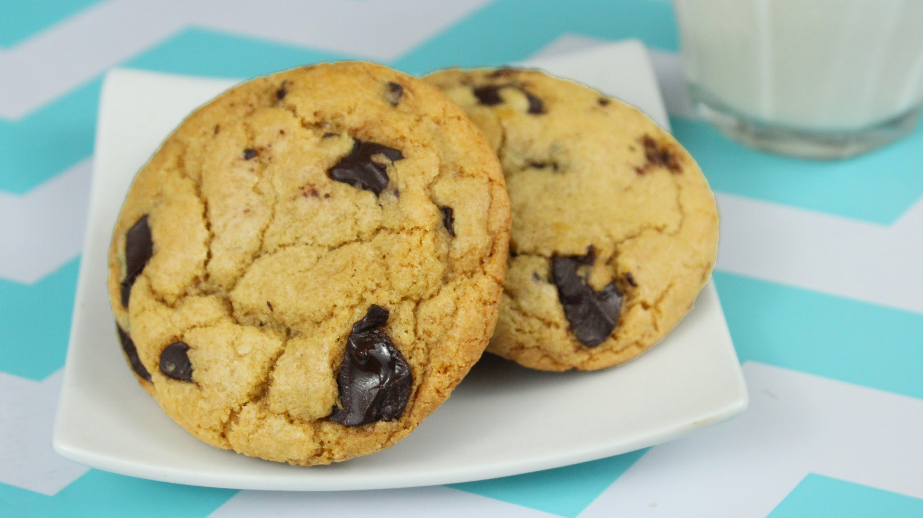 How To Make The Best Chocolate Chip Cookies Kawaiisweetworld