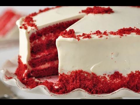 Find Out Why This Red Velvet Cake Has The Best Frosting (RECIPE INSIDE)