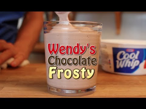 Like Frosty's From Wendy's? Learn How To Make Them Yourself with ONLY 3 Ingredients!