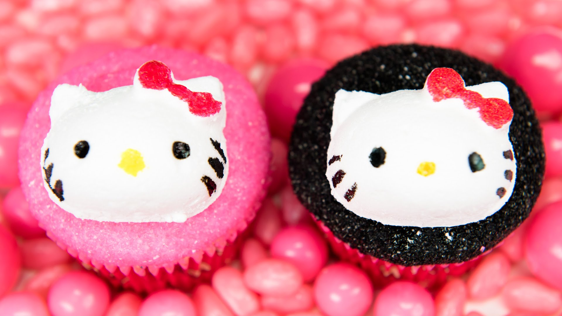 Make These Hello Kitty Toppers From Scratch Easily