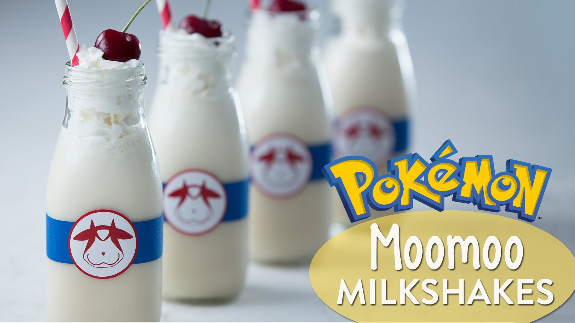 Pokemon Inspired Milkshakes – They Don't Get Any Cuter Than This (HOW TO)
