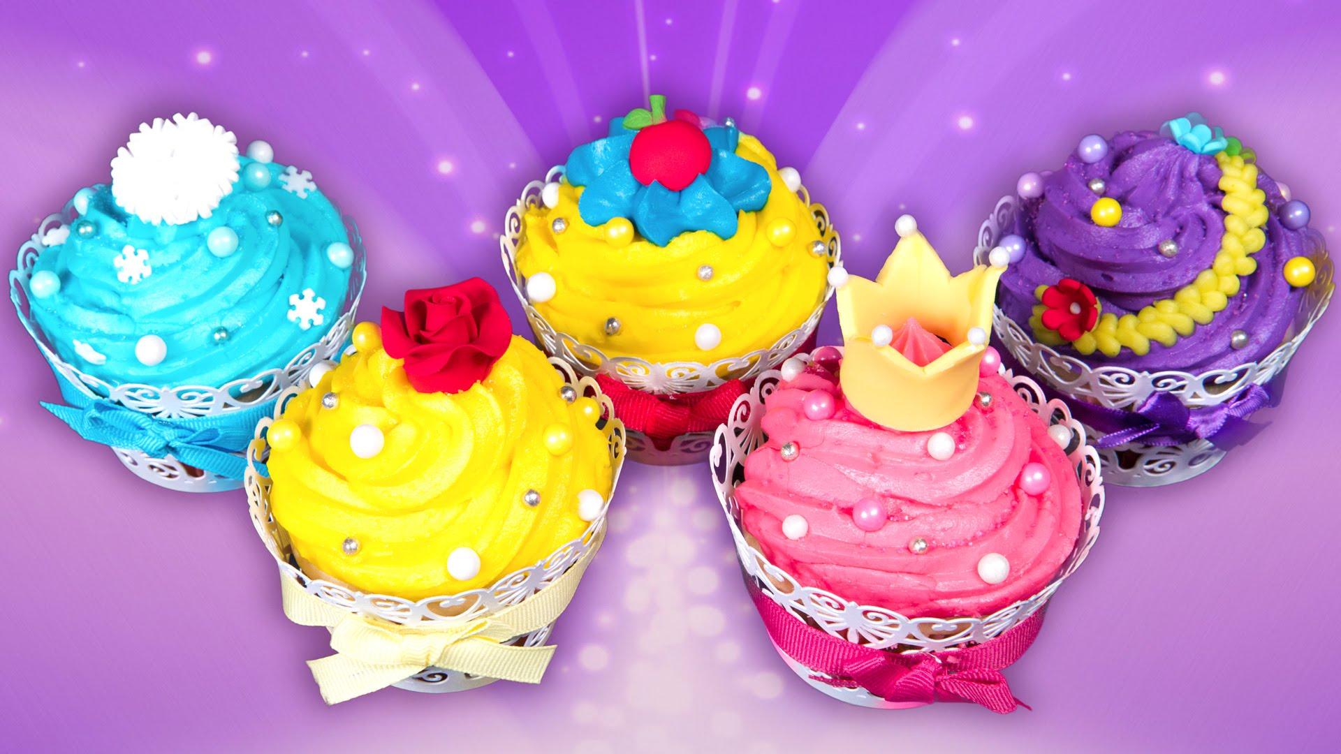 Princess Cupcakes Like No Other