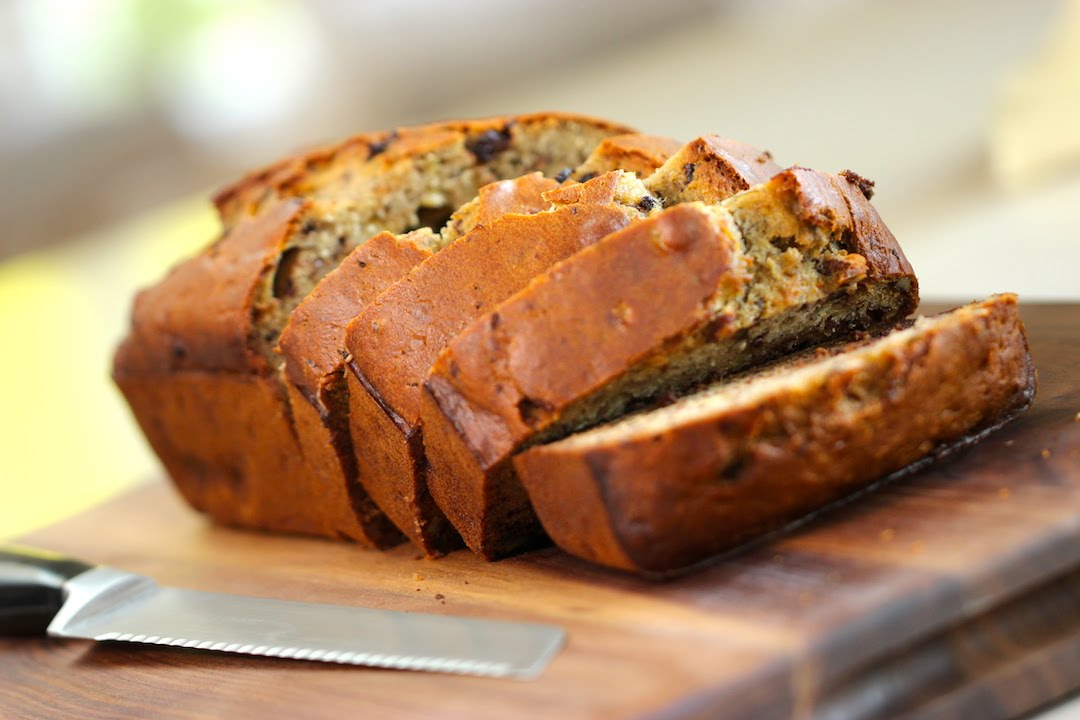 The One Ingredient That MAKES This Banana Bread The Best