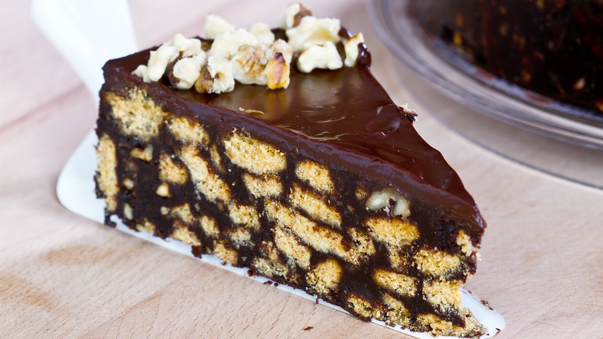 This Chocolate Biscuit Cake Recipe Put A Smile On My Face – See Why Here