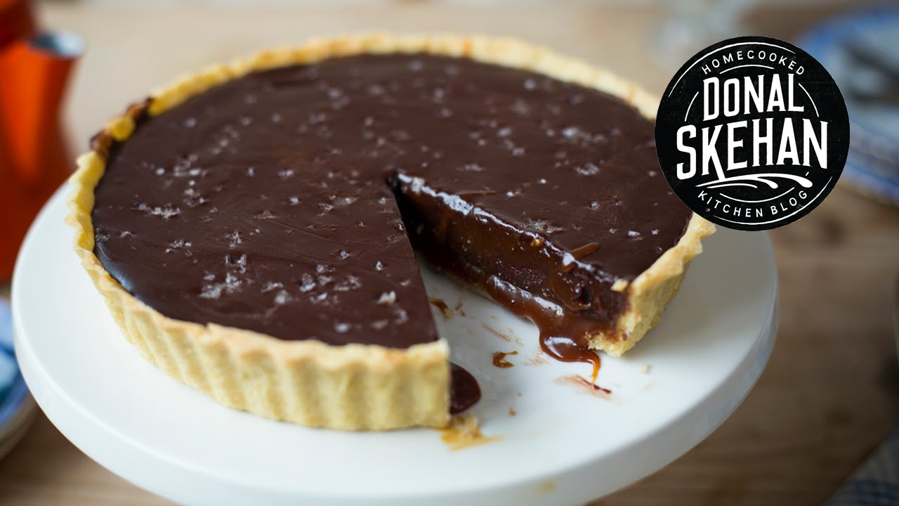 What Makes This Chocolate Salted Caramel Tart Sinful – Find Out Here