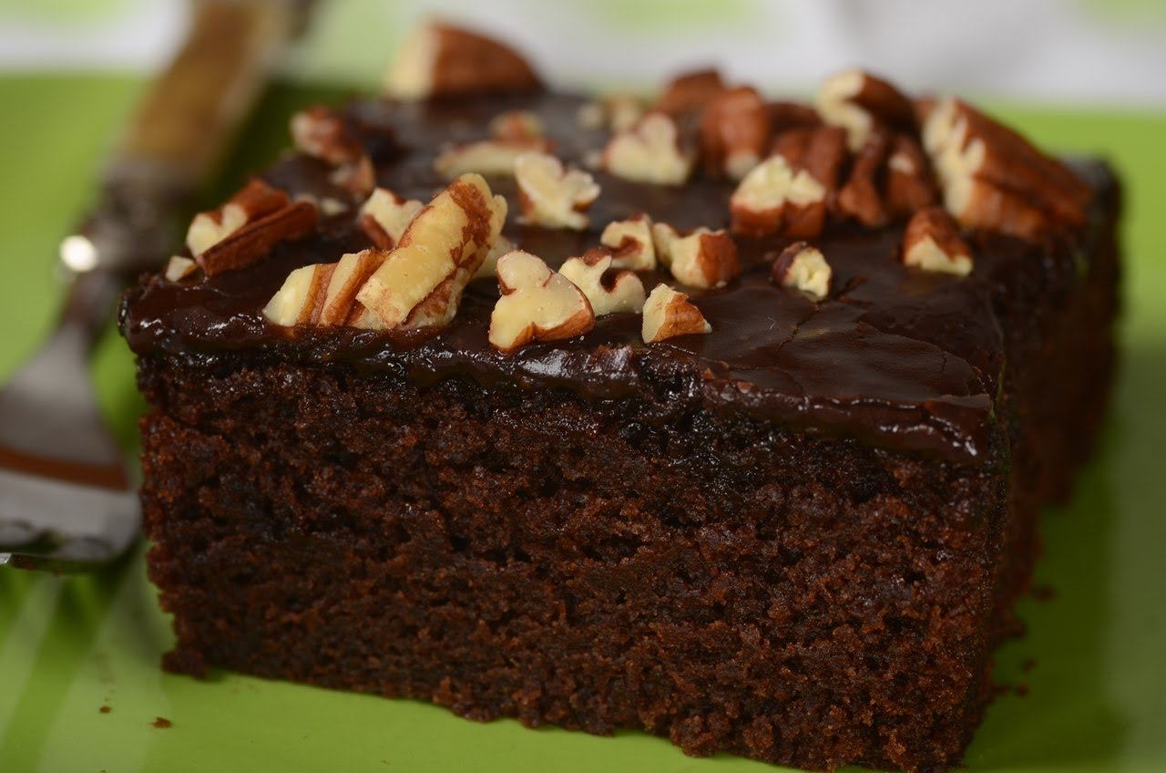 Coca-Cola Is Not The Only Special Ingredient In This Coca-Cola Inspired Chocolate Cake