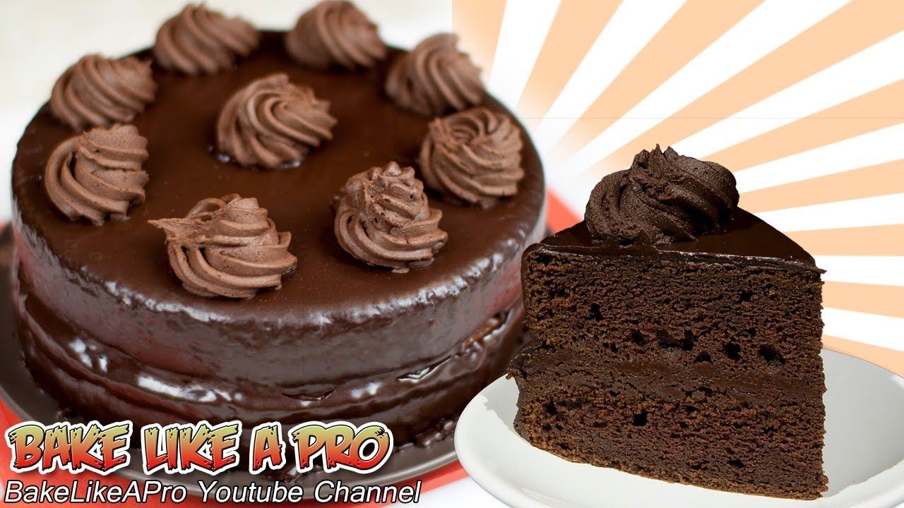 Find Out How To Make This Chocolate Mousse Cake