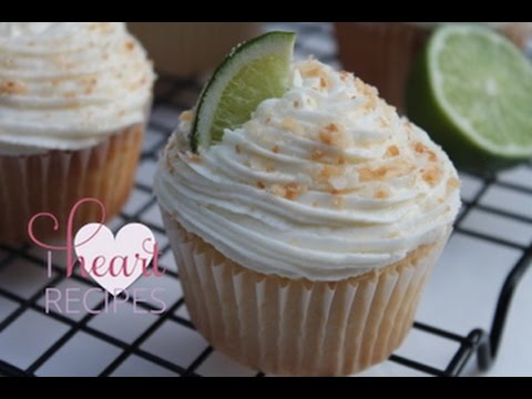 These Coconut Lime Cupcakes Will Send Your Taste Buds To Your Favorite Tropical Island