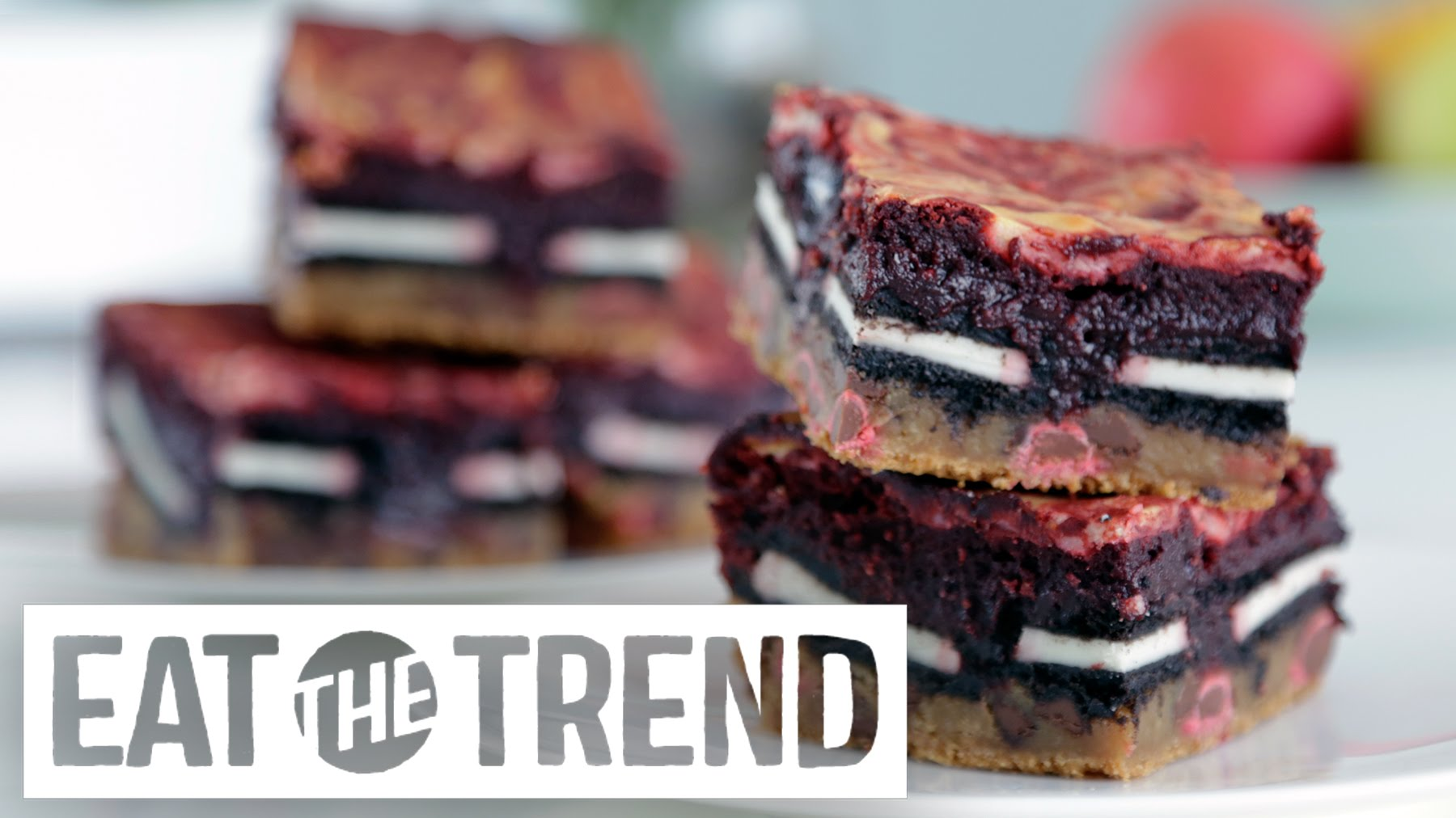 "Discover Why These Are Called Red Velvet ""SLUTTY"" Brownies"