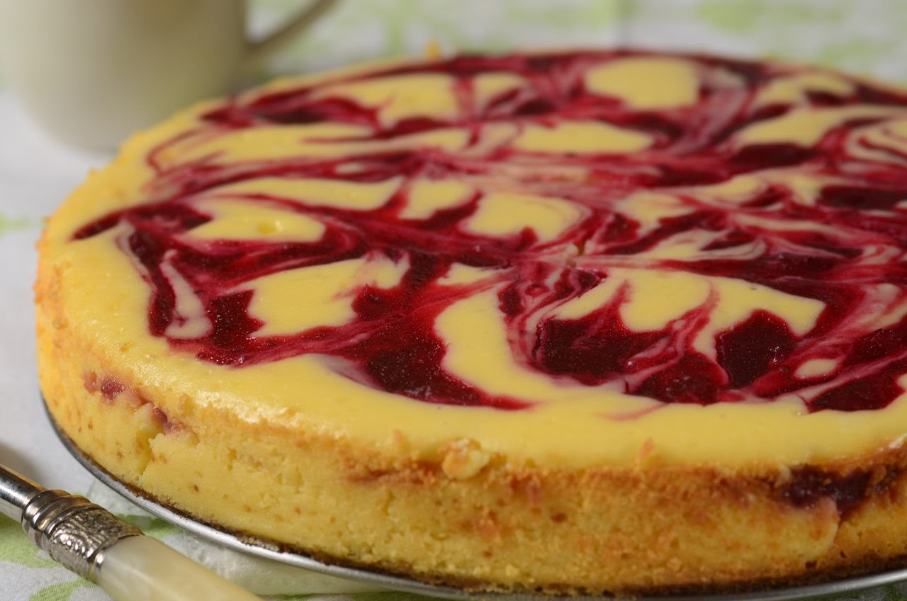 Finally A New York Style Cheesecake That Lives Up To Its Name