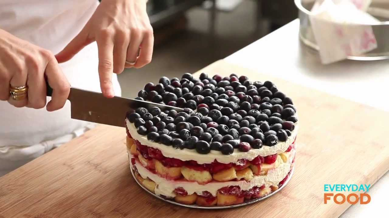 This Berry Trifle Dessert Has A Very Unique Ingredient