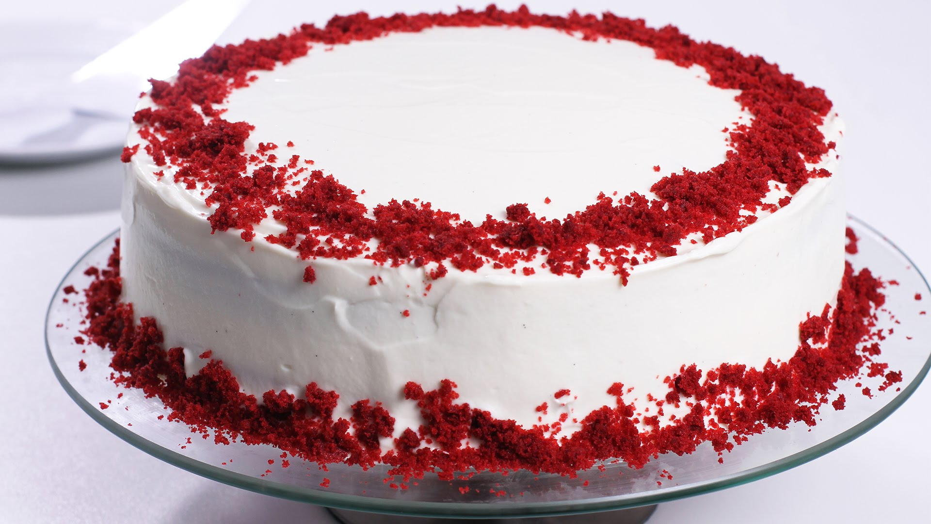 Who Knew Combining These 3 Ingredients Would Make An Incredible Red Vevlet Cake