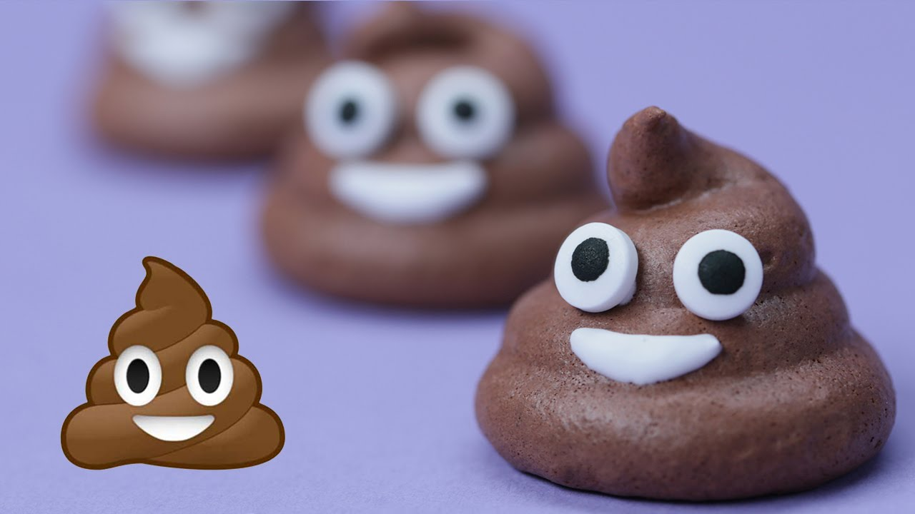 You Will Never Guess What This Poo Emoji Is Made Of