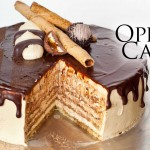 Number One Reason I'll Go To France … This Opera Cake