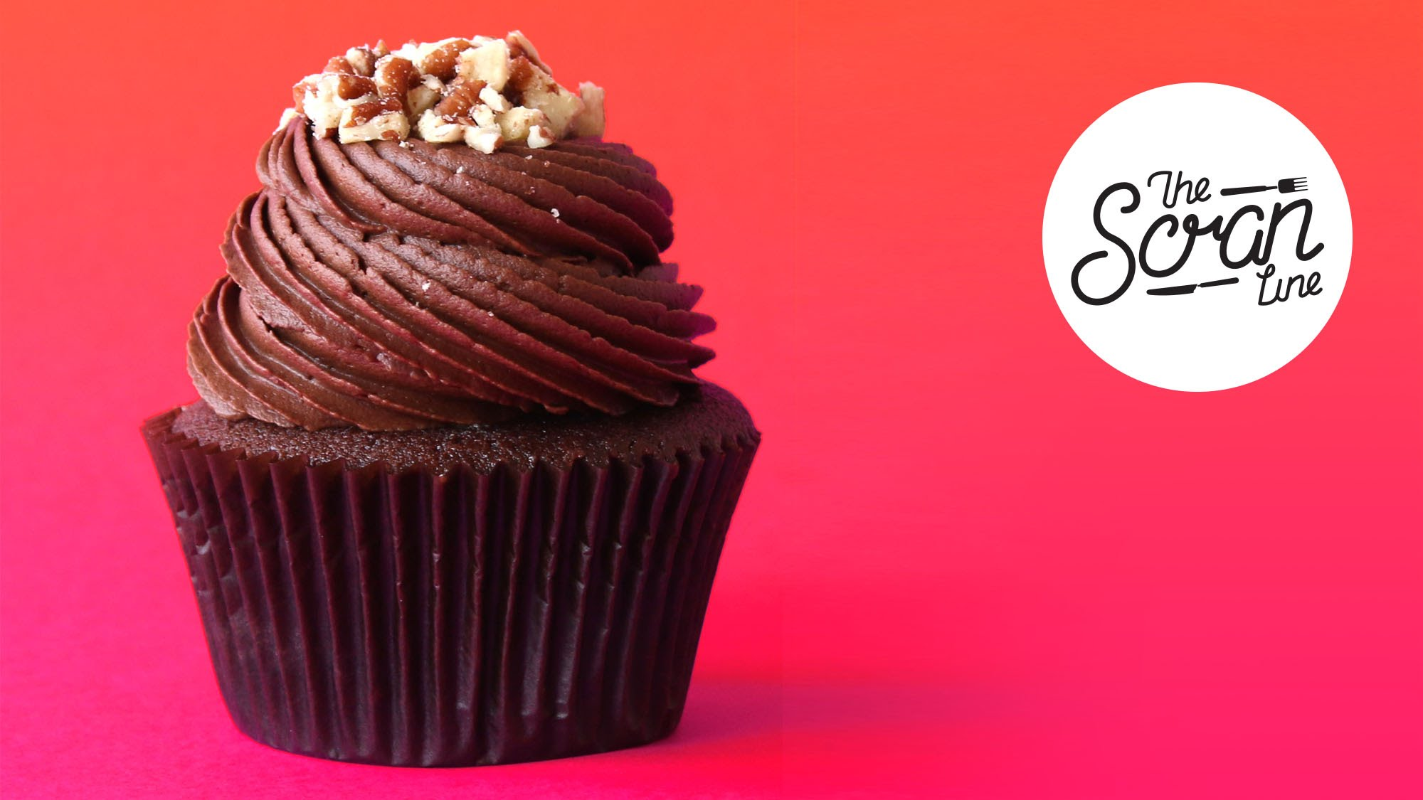 This Perfect German Chocolate Cupcake Has An Even Better Surprise Inside