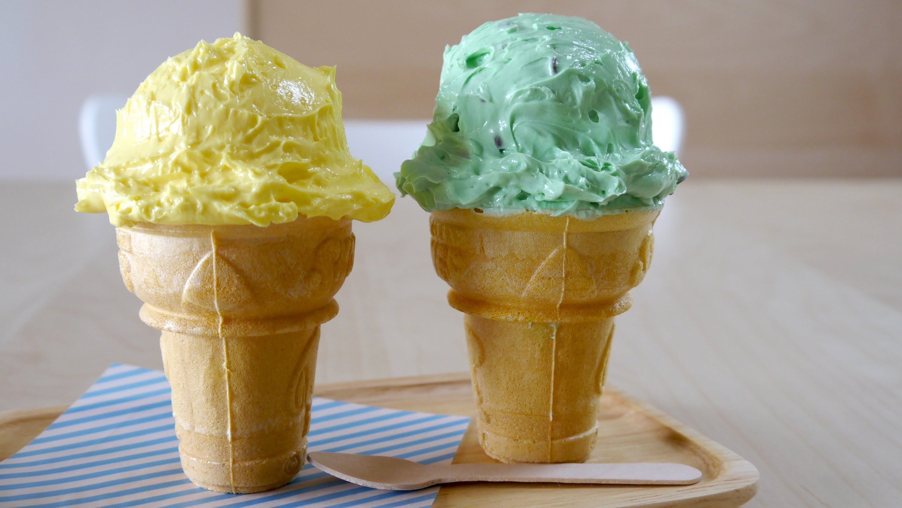 "Find Out Why These ""Ice-Cream"" Cones Will Have Everyone Scratching Their Heads"