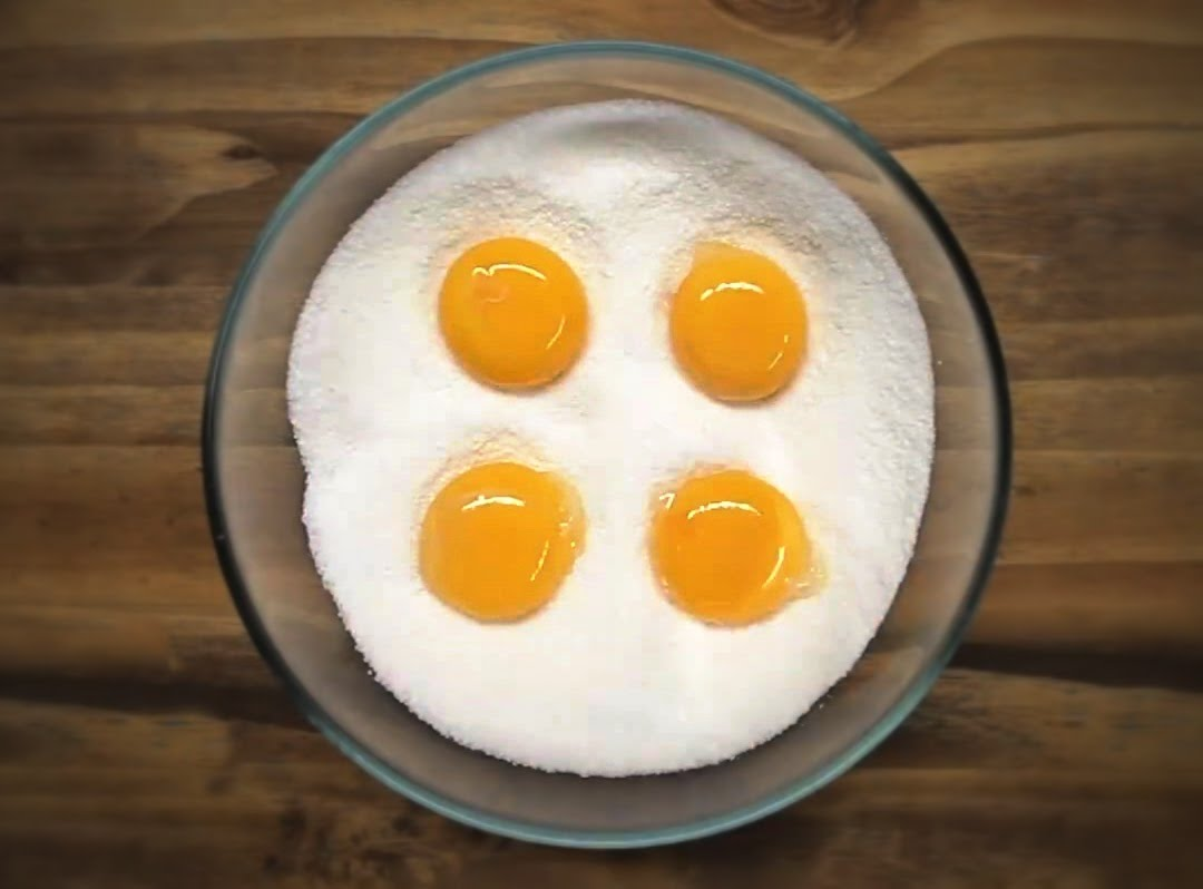 He Covered An Egg Yolk In Salt And Sugar… The Result Blew My Mind