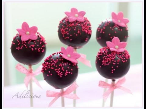 The Foolproof Plan To Make Cake Pops Look This Good