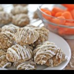By Mixing Carrot and Oatmeal, You Can Make These Amazing Carrot Cake Oatmeal Cookies