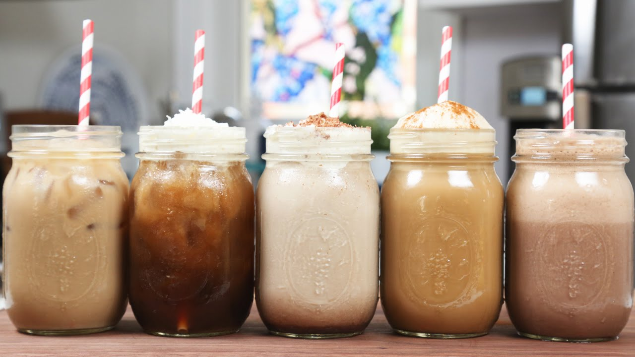 Ice Coffee Hacks: The 3rd One Had Me Salivating
