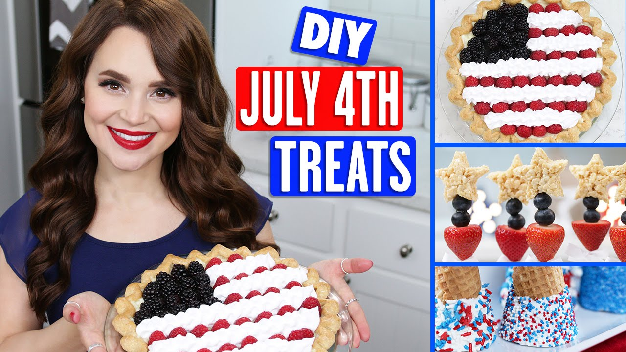 4th Of July Treats That You Can Enjoy The Whole Summer