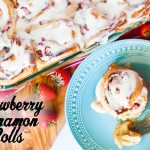 Her Secret Ingredient Takes These Strawberry Cinnamon Rolls To A Whole New Level
