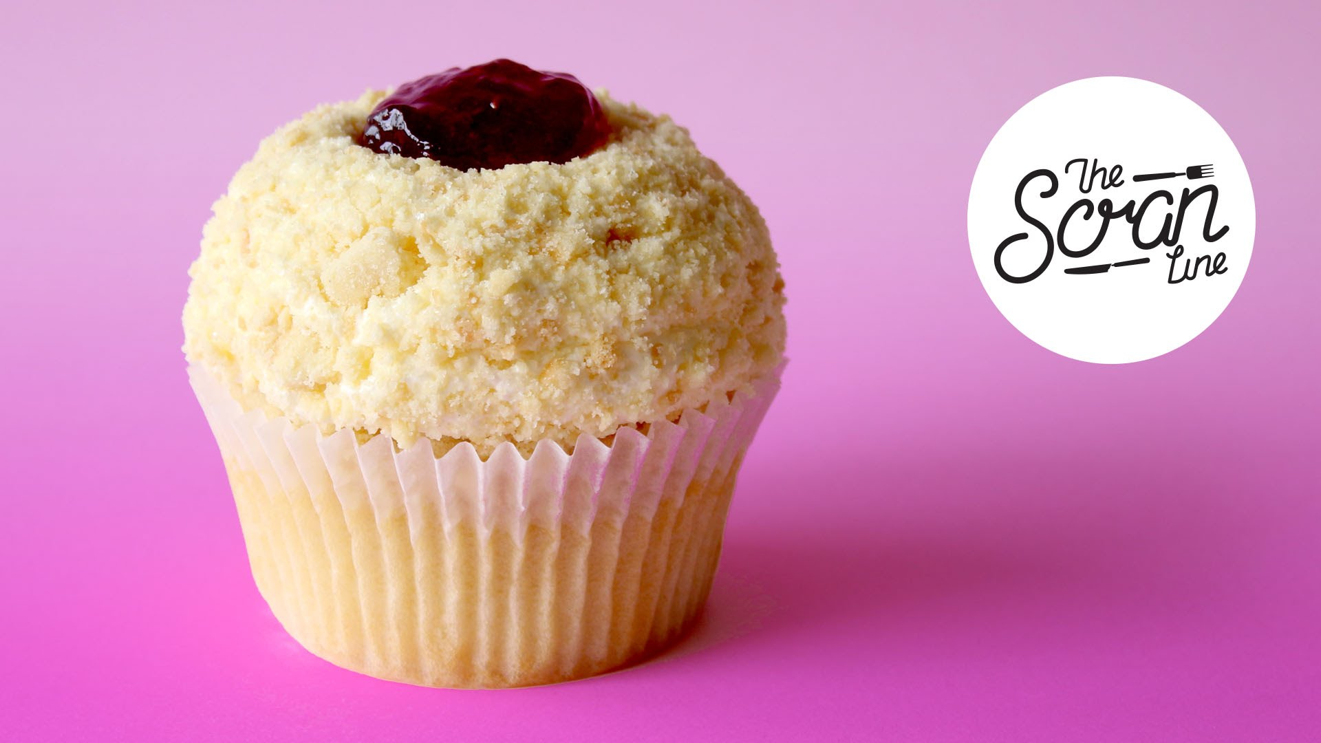 These Jam Drop Cupcakes Look Adorable But Have An Even Better Secret Inside