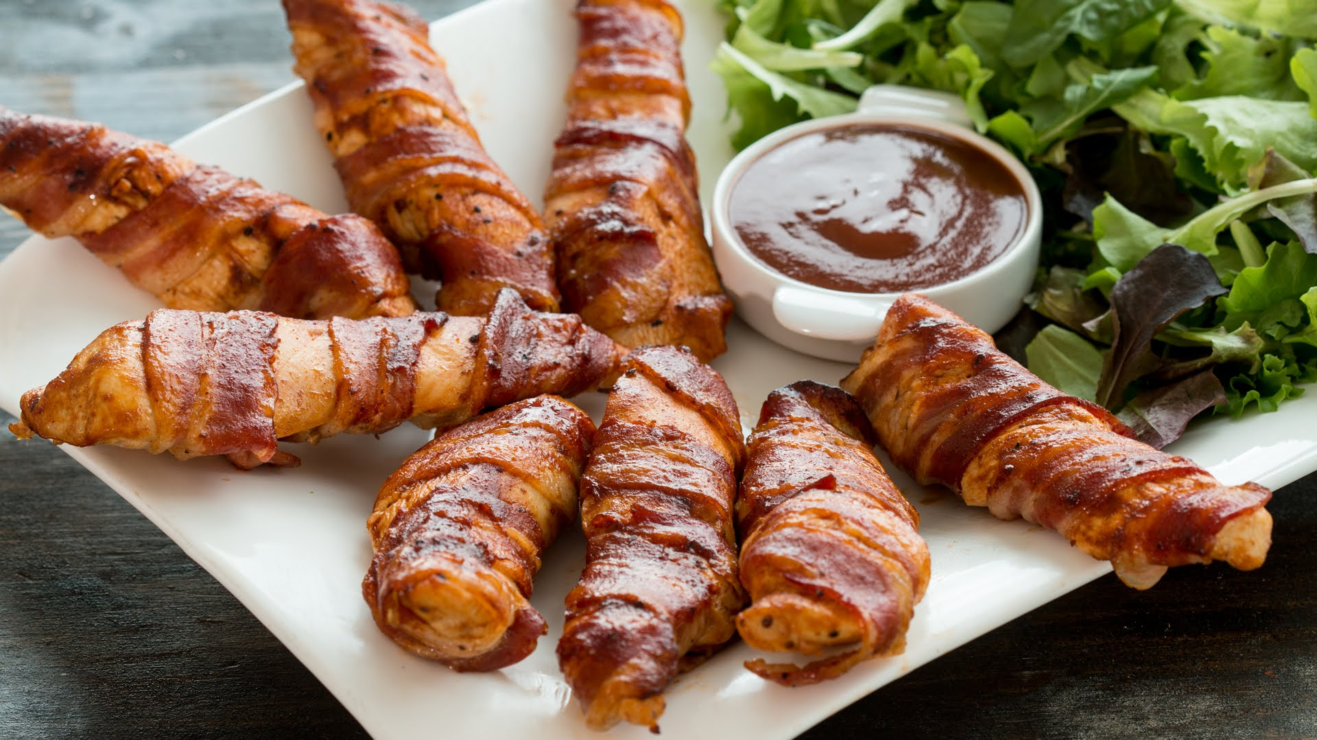 This Bacon Wrapped Chicken Recipe Will Have You Running Straight To The Grill