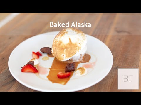 Wow Anyone With This Baked Alaska