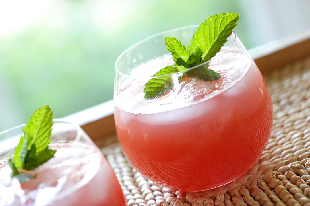 A Quick And Easy Summer Drink – Watermelon Lemonade