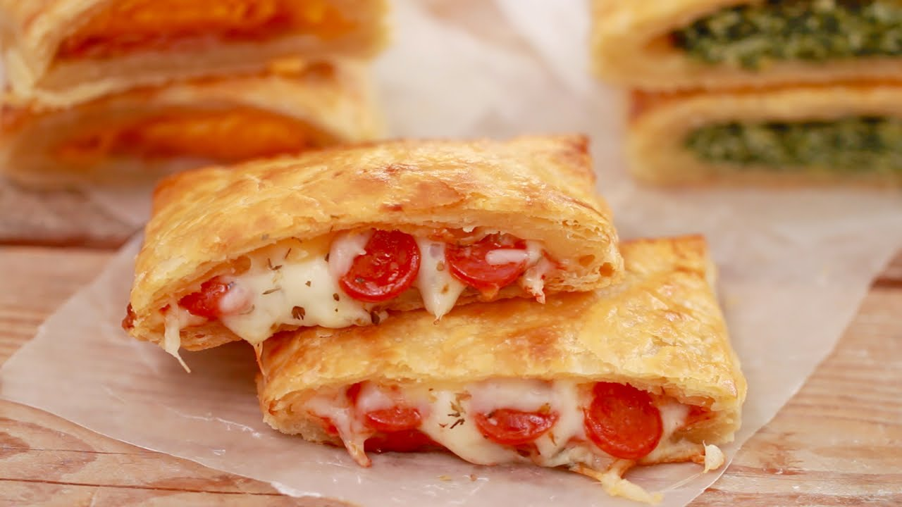 These Savory Pop-Tarts Are Not Your Ordinary Pop-Tarts