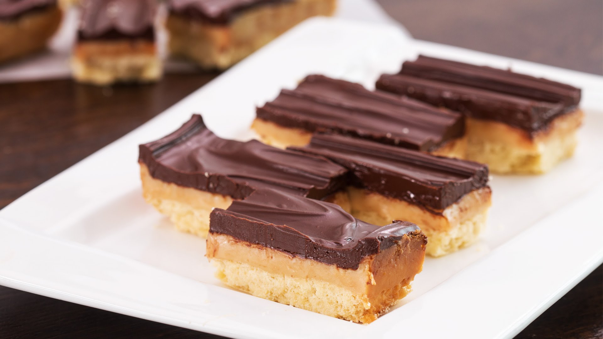 She Creates A Recipe That Makes One Of America's Favorite Candy Bar