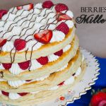 She Uses Store Bought Puff Pastry To Create This Amazing Cake