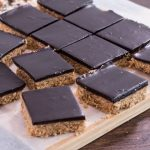 These Chocolate Peanut Butter Oat Bars Are Not Only Healthy But Delicious