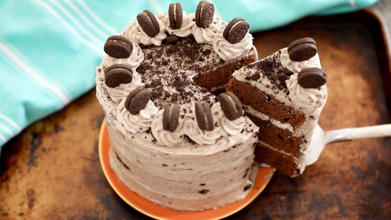 This Oreo Cake Has The Right To Be Called An Oreo Cake