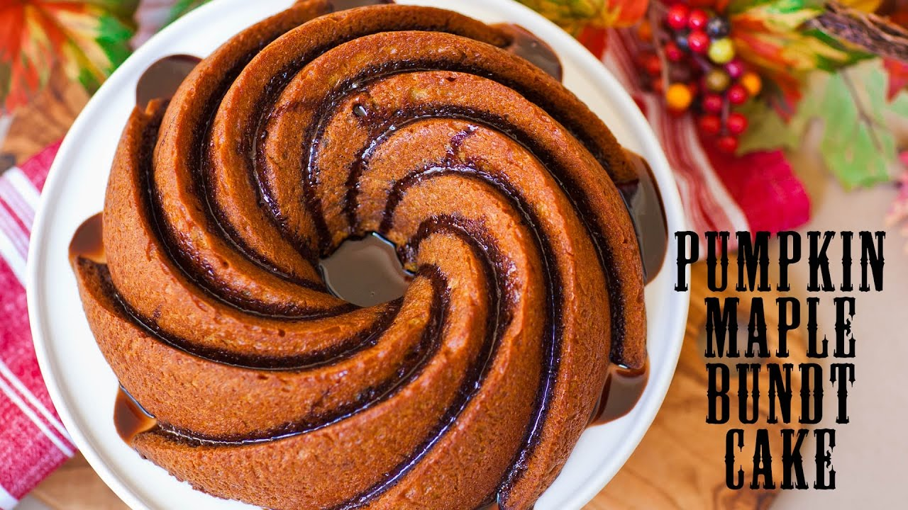 This Secret Ingredient Sets This Pumpkin Bundt Cake Apart From The Rest