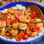 Create A Sweet And Sour Shrimp Meal Under 30 Minutes