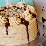 So This Just Happened … Apple Pie Maple Pecan Cake!