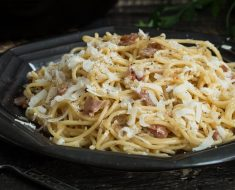 Transform Ordinary Spaghetti Into An Incredible Carbonara Dish