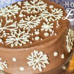 Love Eggnog???… Then This Is Your Cake